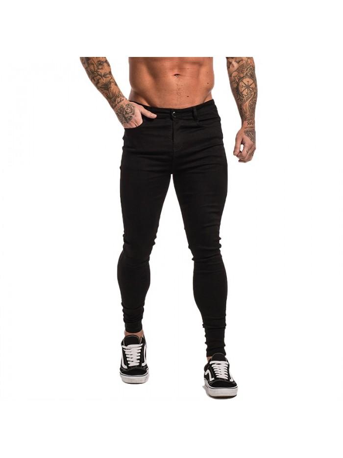Skinny Jeans For Men  Hip Hop Stretch Jeans